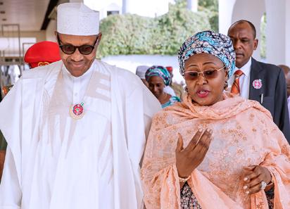 President Muhammadu Buhari assign two new Aides to Aisha Buhari