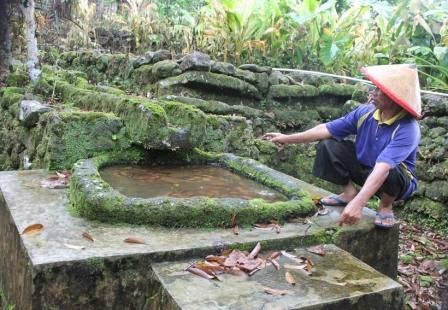 Berita foto dan video terkini sinar Ngawi: Wisata Situs purbakala Di Desa Ngrayudan yang kerap muncul penampakan mistis