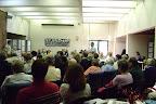 Near capacity crowd to hear Michael Voris