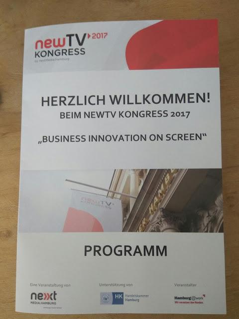 MyVlog - newTVKongress in Hamburg - War ein SUPER Kongress! 👍