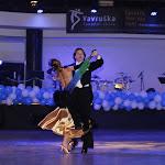 Tereza s Martinem tančí Waltz.