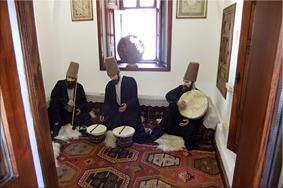 Celda de los monjes – Museo de Mevlâna (Kenya)