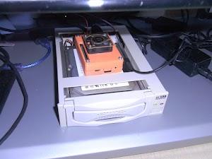 OrangePi PCとHDD