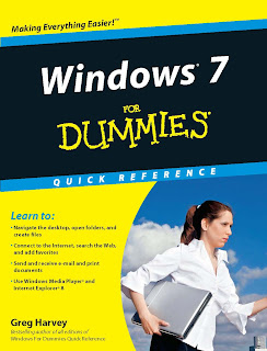 Greg Harvey – Windows 7 For Dummies – Quick Reference Edition