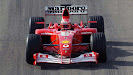 Michael Schumacher Ferrari F2001 Silverstone