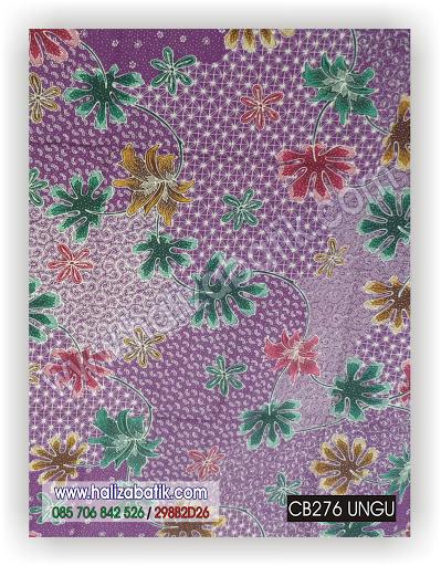 Desain Baju Batik Modern, Batik Modern, Mode Baju Terkini, CB276 UNGU