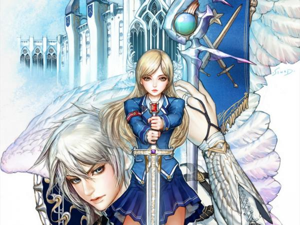 Angels Of Snow Staff, Angels 3