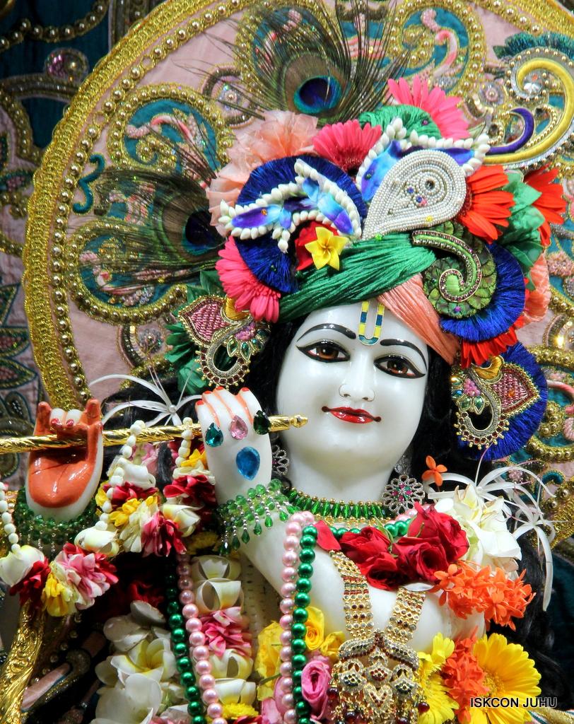 ISKCON Juhu Sringar Deity Darshan on 25th Oct 2016 (7)