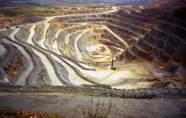 france gold mine