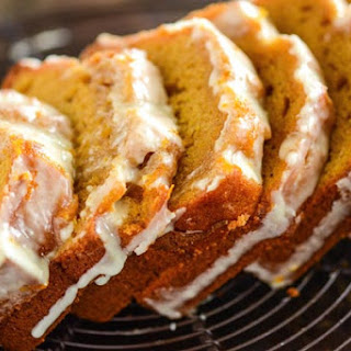 Sweet Potato Pound Cake.