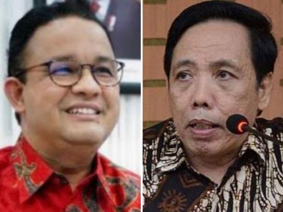 Anies Bicara Tambahan Waktu Tuntaskan Masalah Jakarta, Guru Besar IPB: Bagaimana Mekanismenya ya? Payung Hukumnya Apa?