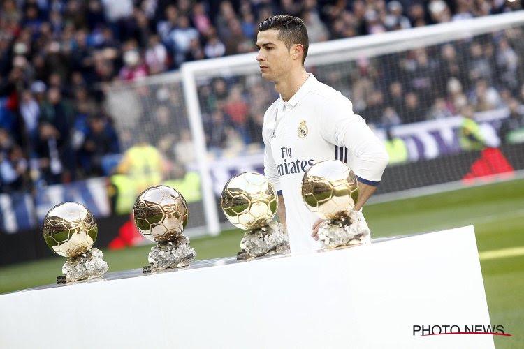 ? Voici les dates clés qui ont permis à Ronaldo de gagner le Ballon d'Or !
