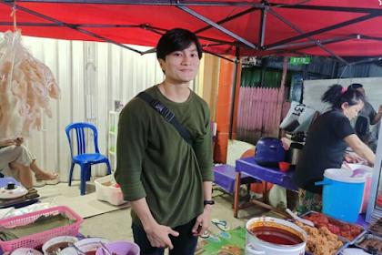 Viral Penjual Nasi Kuning Di Samarinda Mirip Lee Min Ho