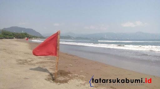 Minggu Terakhir Penghujung Tahun, Pasca Tsunami Selat Sunda Objek Wisata Palabuhanratu Sepi