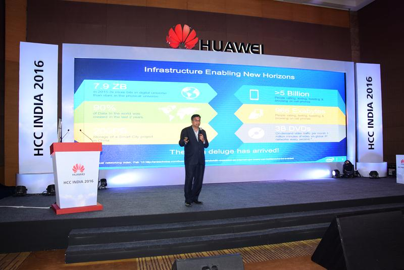 Huawei Cloud Congress India 2016 - 23