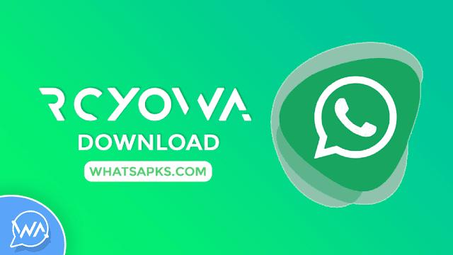 Download RC YOWhatsApp APK 8.51 Latest (Official Version) 2020