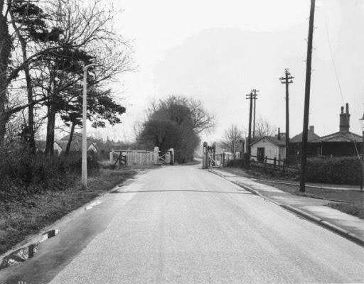 Hauxton Road