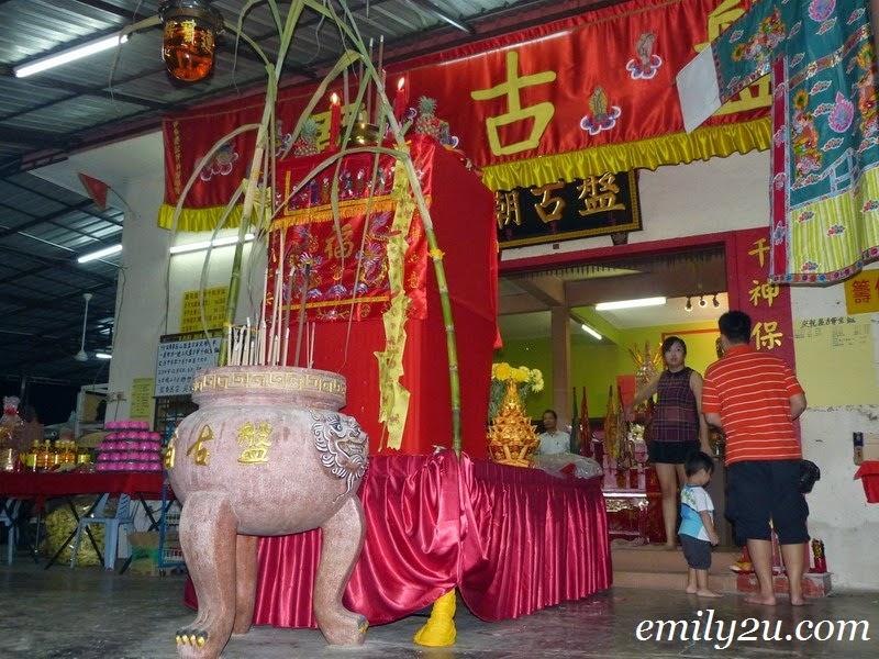 Great Lord PanGu Festival in Ipoh, Perak