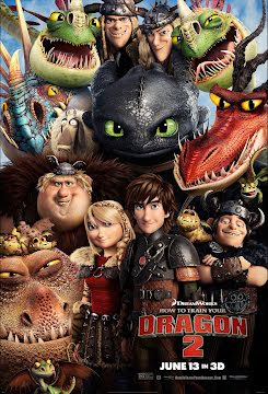 Cómo entrenar a tu dragón 2 - How to Train Your Dragon 2 (2014)