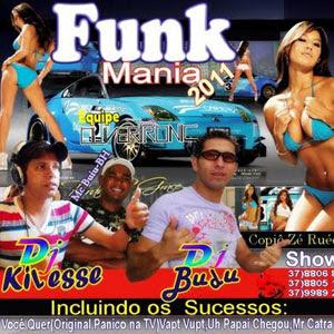 VERO KILESSE BAIXAR CD DJ FUNK 2012