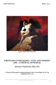 Cover of Sylvester Wojtkowski's Book Wrestling With Azazel