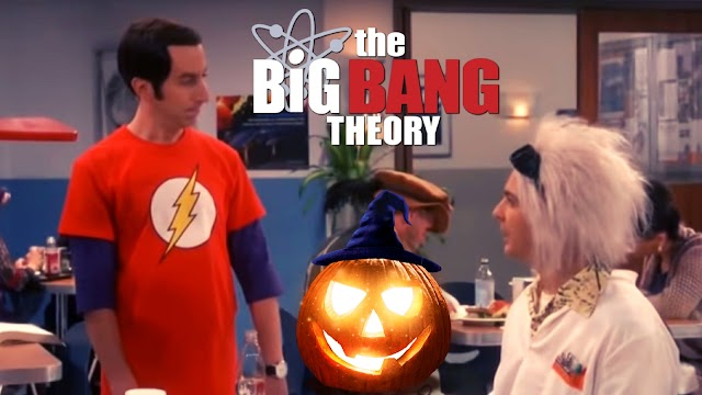 The Big Bang Theory episódios especiais de Halloween