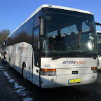 Vanhool van Betuwe Express bus 150