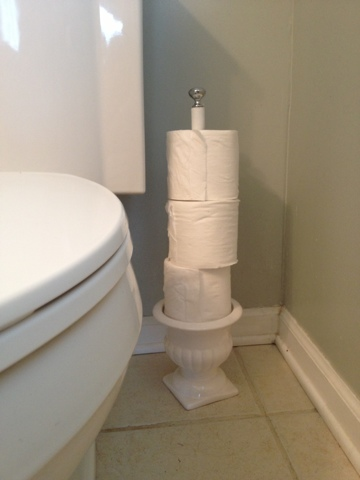 Popular Diy Toilet Paper Holder Set