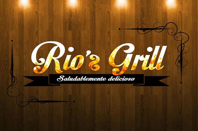 Rios Grill Saludablemente Delicioso Carnes Y Lo Que Gustes... Por Peso es Partner de la Alianza Tarjeta al 10% Efectiva