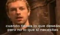 canciones romanticas Trouble Coldplay El problema
