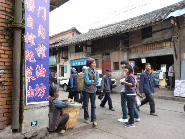 CHINE SICHUAN.XI CHANG ET MINORITE YI, à 1 heure de route de la ville - 1sichuan%2B680.JPG