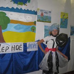Викторина, посвященная Международному Дню Черного моря «Почему черное море называют черным?» (Артёмовский СК)