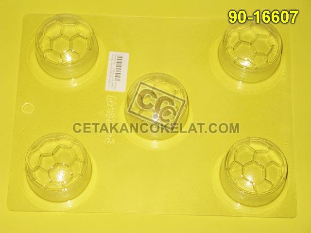 Cetakan Coklat 90-16407 Bola