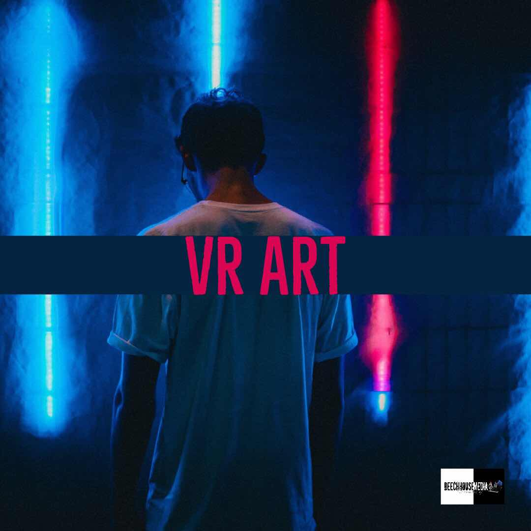 virtual reality art PlayStation