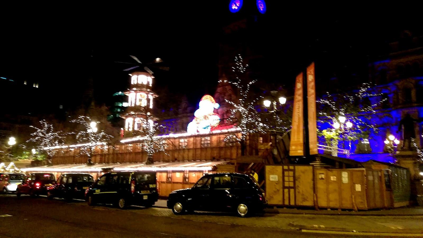 Bogoosha: Manchester Christmas Market 2015