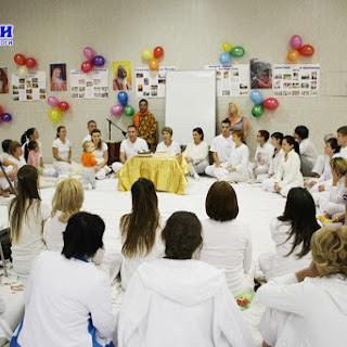 """Семинар по йоге с Мастером """"Познай себя"""" (ноябрь 2015)"""