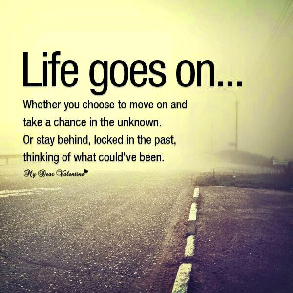 Life Goes On Quote Vikrmn Ca Vikram Verma Chartered