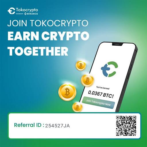 Mari Investasi aset kripto di TokoCrypto, izin resmi BAPPEBTI, KOMINFO, dan BSI