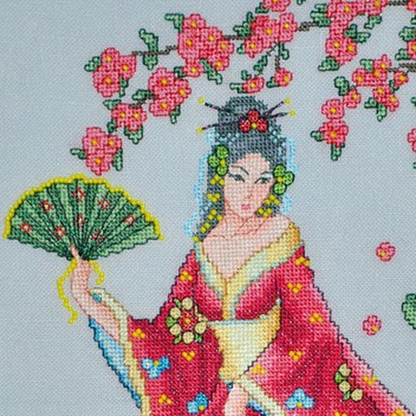 Cross Stitching Art Cross Stitching Art picture