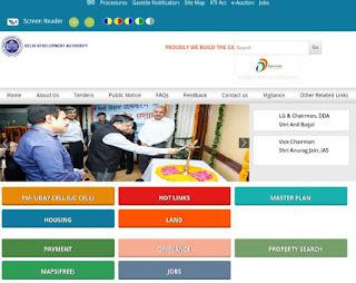 DDA Housing Scheme In Hindi