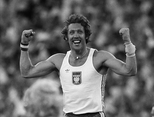 Grandes momentos olímpicos - Władysław Kozakiewicz