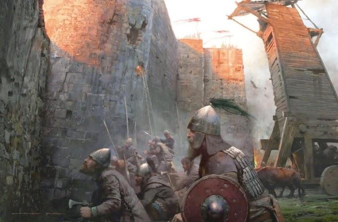 2 Μαρτίου 537 μ.Χ. : Πολιορκία της Ρώμης, ο Βελισσάριος συγκρατεί τη γοτθική πλημμυρίδα