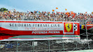 Scuderia Ferrari Club at Monza