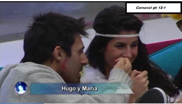 ~~FIESTAS GH 12+1~~HUGO-MARIA~~FOTOS~~~~VIDEOS 5