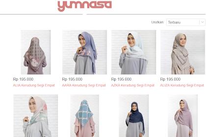 Toko Online Baju Muslim Kekinian di Bandung - Trend Fashion Muslim Wanita di Indonesia