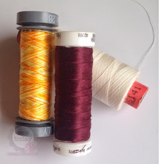 A variety of thread