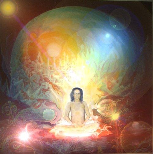 Spirit And Soul, Yoga And Meditation