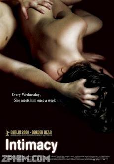 Người Tình Không Tên - Intimacy (2001) Poster