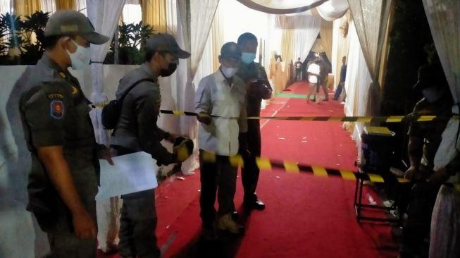 Lurah Gelar Hajatan saat PPKM, Anggota DPRD Depok: Jangan Cuma Habib Rizieq yang Dihukum!
