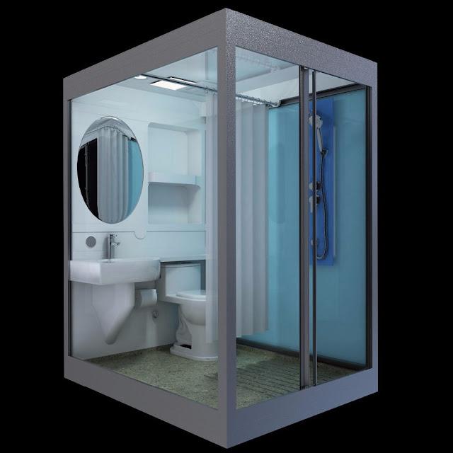 . Hometary  Modular Bathroom